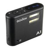 GODOX A1スマートフォン用フラッシュを発売