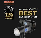 GODOX AD400Proが「TIPAワールドアワード2019」を受賞